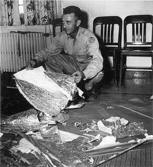 Hé lộ manh mối mới về sự cố UFO ở Roswell năm 1947