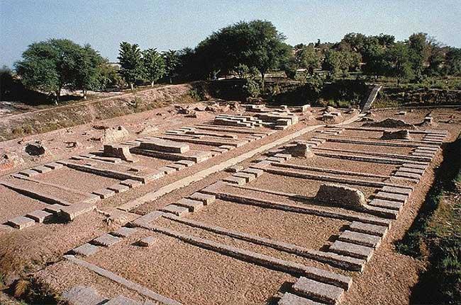 Hé lộ nguyên nhân khiến nền văn minh sông Ấn suy tàn