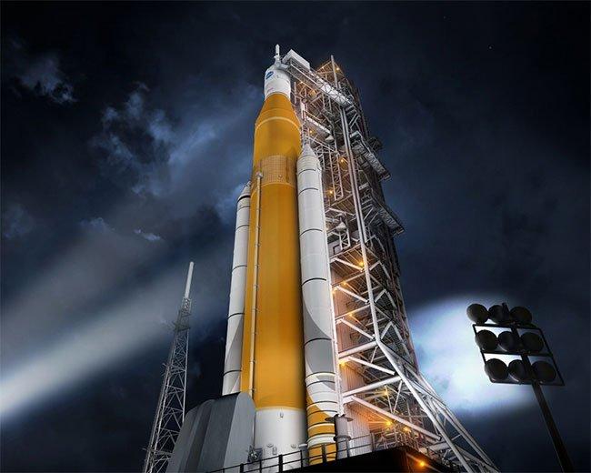 Hệ thống SLS - Tên lửa cuối cùng của NASA