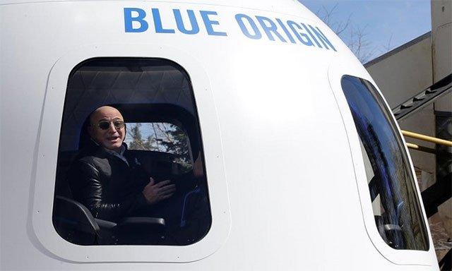 Hệ thống thoát hiểm có thể cứu mạng tỷ phú Jeff Bezos