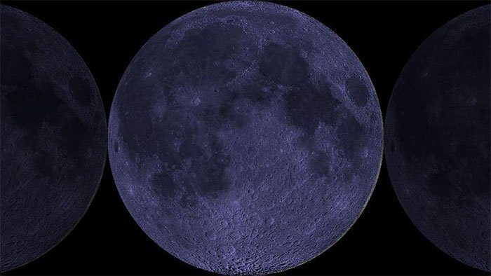 Hiện tượng Mặt trăng đen sẽ diễn ra trong tối nay