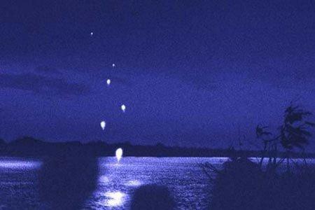 Hiện tượng rồng phun bóng trên sông Mekong: Sự thật bất ngờ