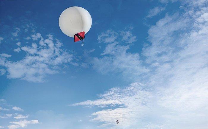 High Hopes và dự án chắt lọc, trích xuất khí CO2 với bong bóng nén khí
