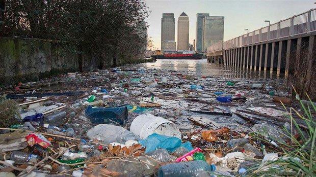 Hình ảnh cực ý nghĩa bên một dòng sông được tuyên bố đã chết từ 70 năm trước