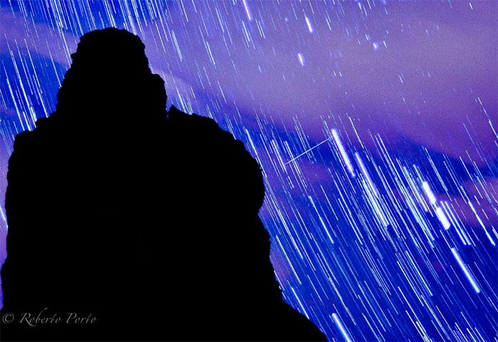 Hình ảnh mưa sao băng Quadrantid trên khắp thế giới