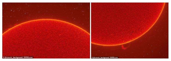 Hình ảnh rõ nét về Mặt trời, ghép từ 100.000 tấm ảnh