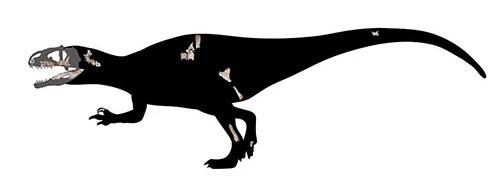Hóa thạch 114 triệu năm tiết lộ siêu dã thú mới