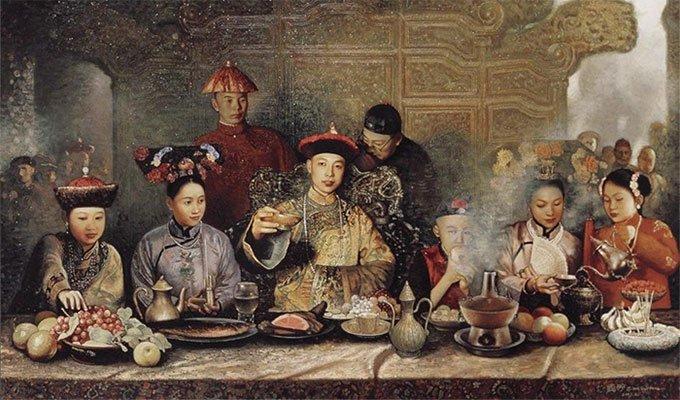 Hoàng đế nhà Thanh tiêu tốn núi vàng cho ngự thiện, 120 món chỉ nấu bằng nguồn nước quý giá này
