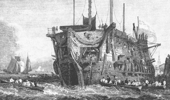 Hòn đảo kinh dị nhất nước Anh, xương chất thành đống