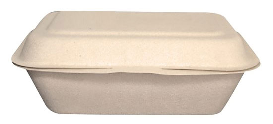 Hộp cơm làm từ bã mía - Giải pháp an toàn cho dòng sản phẩm dùng một lần