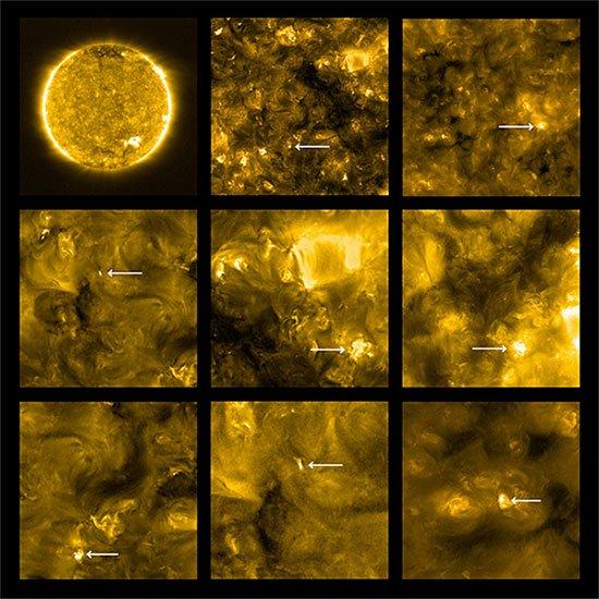 Hot: NASA công bố ảnh chụp gần bề mặt Mặt trời nhất