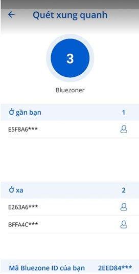 Hướng dẫn cách cài đặt ứng dụng Bluezone