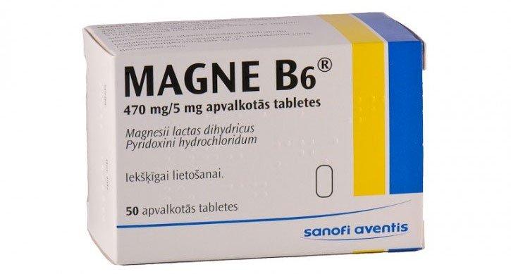 Hướng dẫn cách dùng thuốc Magnesi B6 điều trị bệnh an toàn