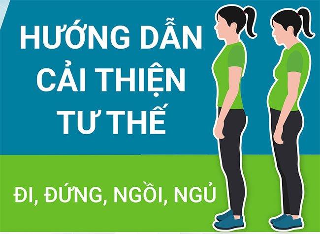 Hướng dẫn cải thiện tư thế giúp bạn tự tin hơn và tốt cho sức khỏe