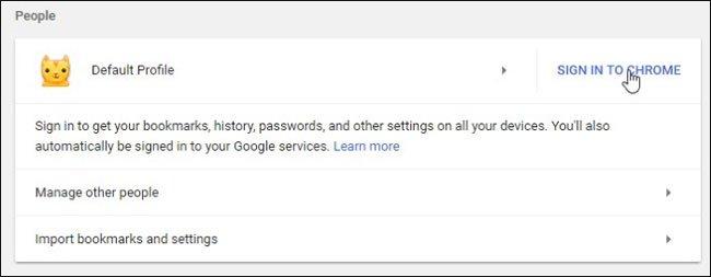 Hướng dẫn đồng bộ dữ liệu Chrome trên nhiều thiết bị