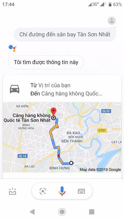 Hướng dẫn sử dụng Google Assistant Tiếng Việt