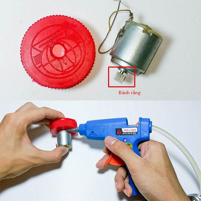 Hướng dẫn tự chế quạt phun sương, quạt hơi nước, quạt điều hòa đơn giản tại nhà