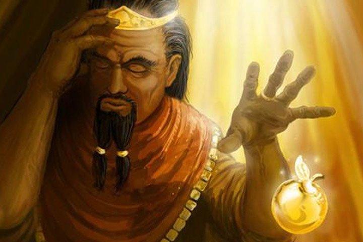 Huyền thoại vị vua chạm tay hóa vàng bí ẩn nhất lịch sử