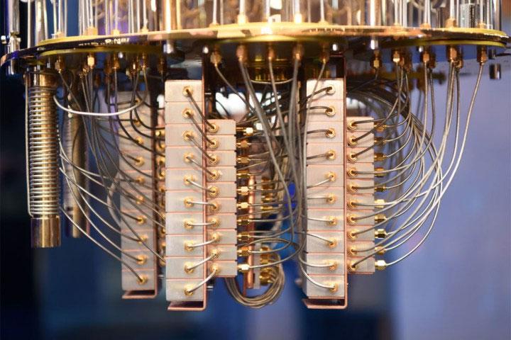 IBM vừa vén màn chiếc máy tính lượng tử thương mại đầu tiên