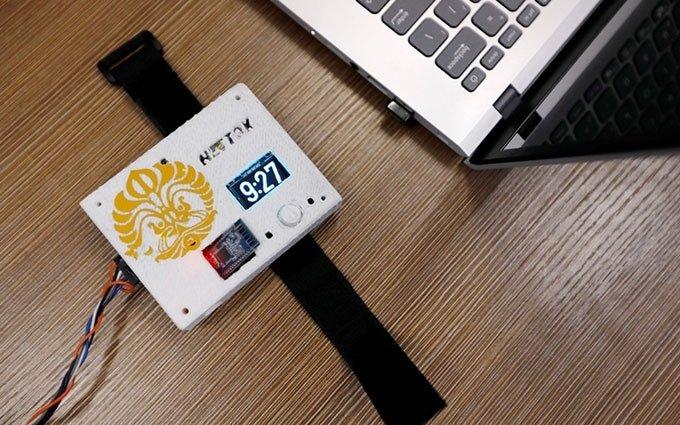 Indonesia phát minh thiết bị hỗ trợ người nghiện internet