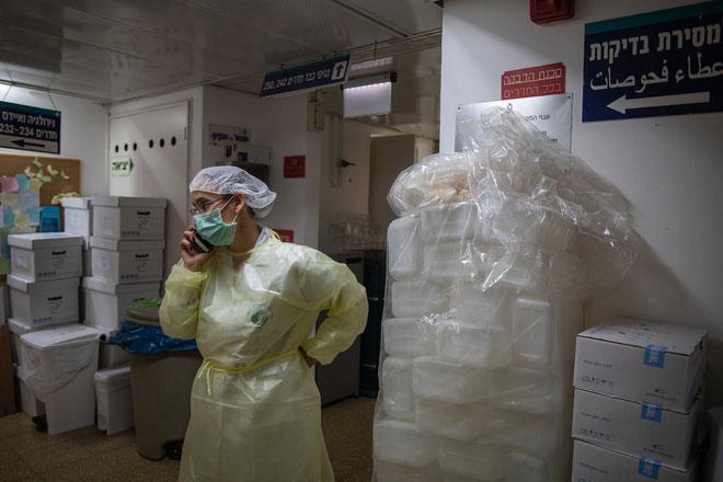 Israel có cách xét nghiệm SARS-CoV-2 gộp mẫu mới, hiệu quả gấp 8 lần cách thông thường