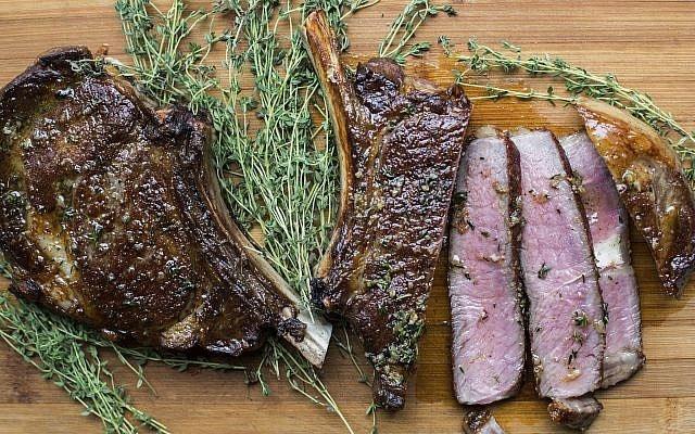 Israel phát triển sản phẩm thịt bằng công nghệ in 3D