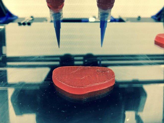 Italia dùng công nghệ in 3D để tạo ra thịt chay, giải quyết khủng hoảng lương thực trong tương lai