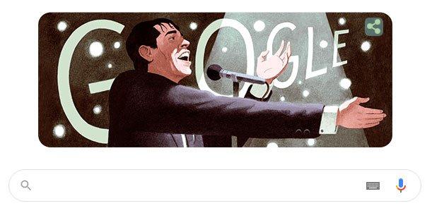 Jacques Brel là ai mà Google vinh danh?