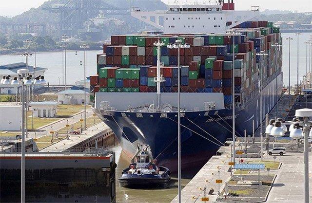 Kênh đào Panama - Cuộc cách mạng trong ngành vận tải biển