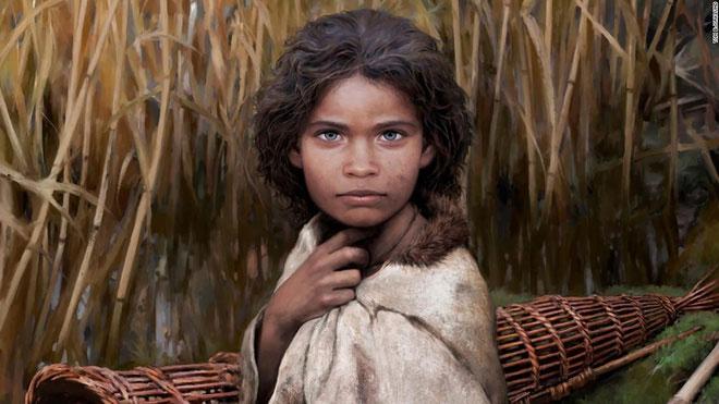 Kẹo cao su thời đồ đá hé lộ cuộc đời cô gái sống 5.700 năm trước