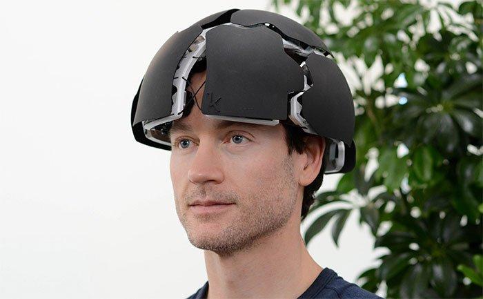 Kernel Flux - Mũ đọc ý nghĩ và sóng não được bán với giá 50.000 USD