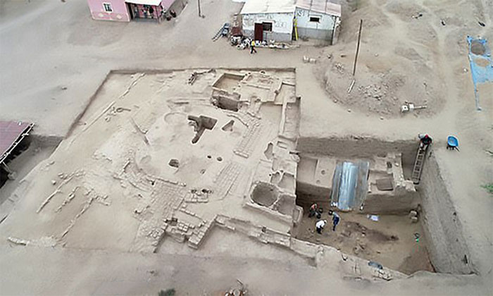 Khai quật mộ cổ 1.000 năm tuổi thuộc nền văn minh Moche