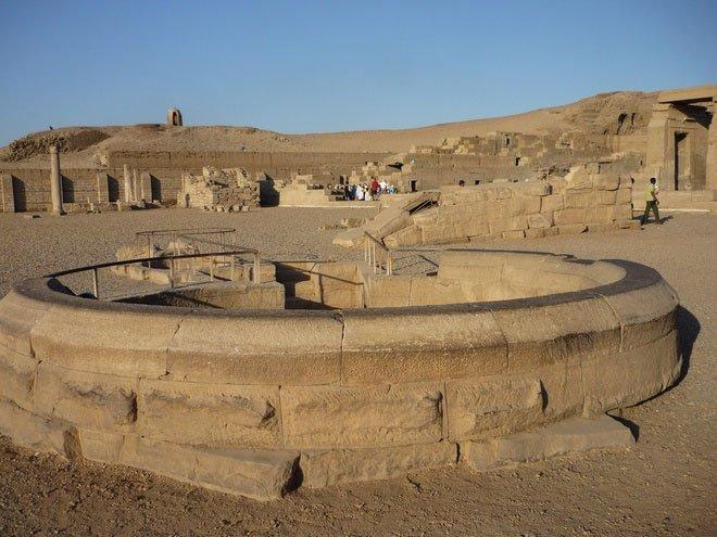 Khám phá báu vật kiến trúc của người Ai Cập cổ đại