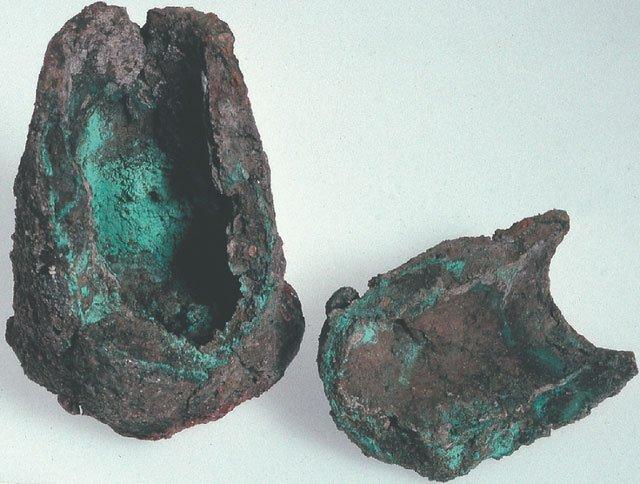 Khám phá cách tạo ra đồ thủ công kim loại của người Viking