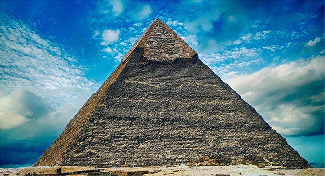 Khám phá mới về công cụ người Ai Cập cổ đại sử dụng xây dựng Kim tự tháp Giza