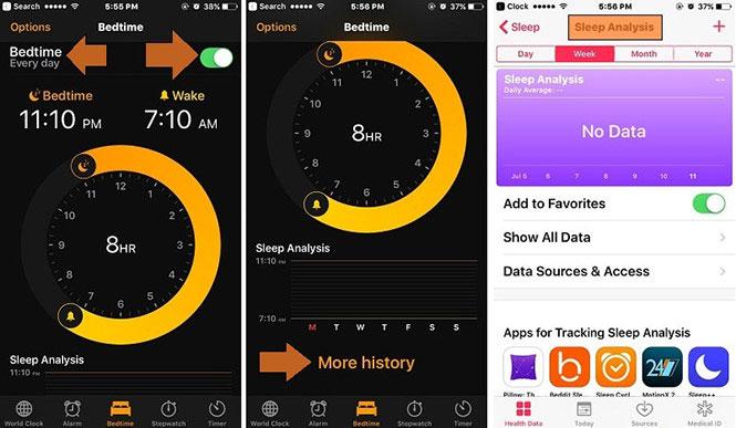 Khám phá những thiết bị công nghệ theo dõi giấc ngủ