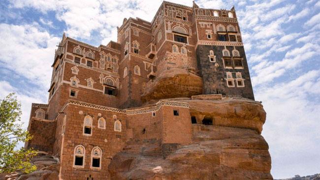 Khám phá những tòa nhà chọc trời bằng bùn giữa lòng Yemen