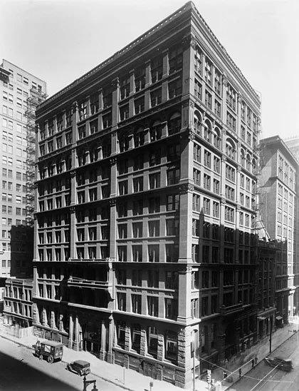 Khám phá tòa nhà chọc trời đầu tiên trên thế giới
