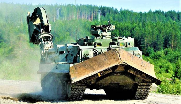 Khám phá UBIM - Trợ thủ vạn năng mới của quân đội Nga