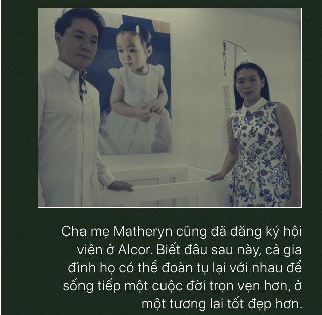 Khi cái chết chưa phải là kết thúc, một bé gái 2 tuổi đang chờ được hồi sinh
