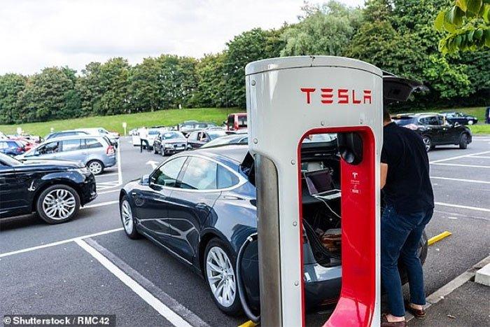 Khí gas xanh dương là gì mà khiến Tesla lo sợ?