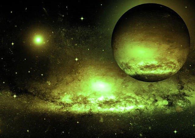 Khí ma trơi tiết lộ dấu vết sinh vật ngoài hành tinh?