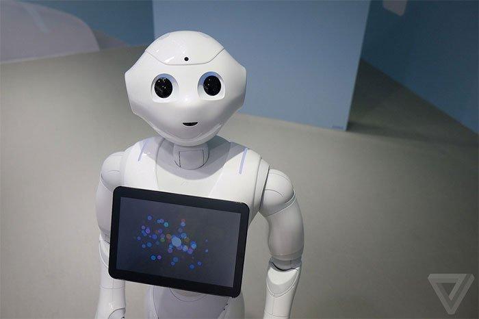 Khi nào robot biết khóc?