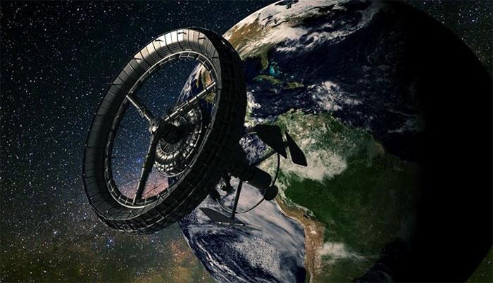 Khi nào thì chúng ta có thể sinh con ngoài không gian?