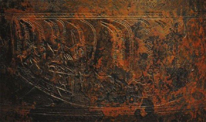 Kho báu 2000 năm dưới lòng đất gây chấn động bởi cấu trúc chống trộm thần kỳ bậc nhất