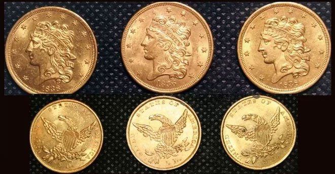 Kho đồng vàng triệu đô trong xác tàu đắm 200 năm