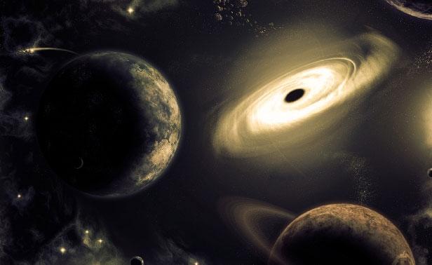 Khoa học cảnh báo hố đen siêu khổng lồ có thể nuốt chửng Trái đất