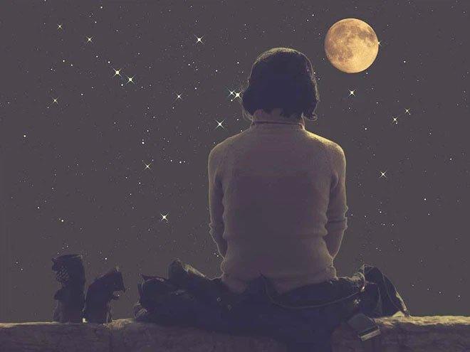 Khoa học gần đây đã xác nhận: Chu kỳ kinh nguyệt của chị em dài bằng với chu kỳ mặt trăng