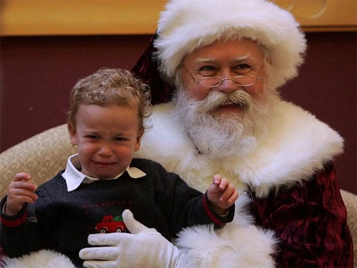 Khoa học giải thích tại sao trẻ em vẫn tin vào Ông già Noel