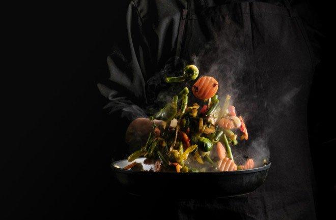 Khói nấu ăn có hại cho sức khỏe của bạn không?